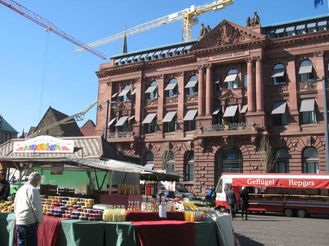 Bremen Domshof