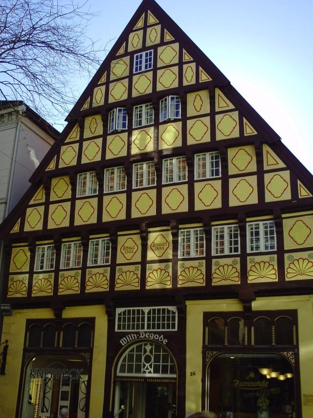 Oldenburg Degodehaus