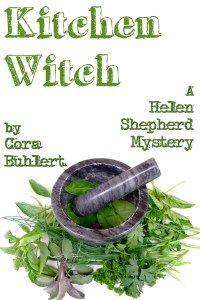 Kitchen Witch by Cora Buhlert
