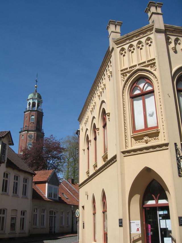 Leer Reformed church