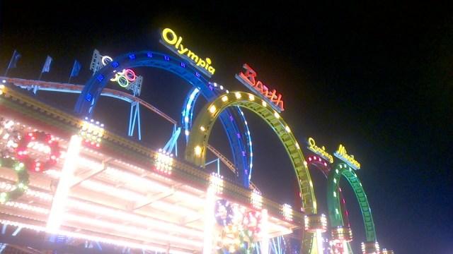 Olympia coaster