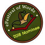 efestival of word award 2018 nominee