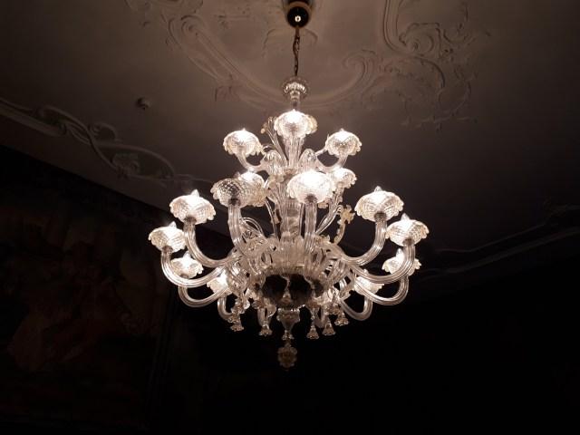 Gut Altenkamp chandelier