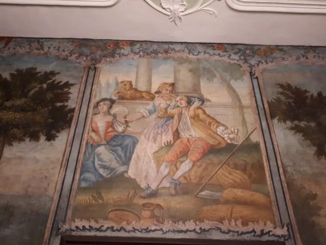 Gut Altenkamp murals