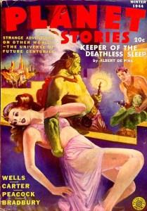 Planet Stories Winter 1944