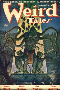 Weird Tales November 1944
