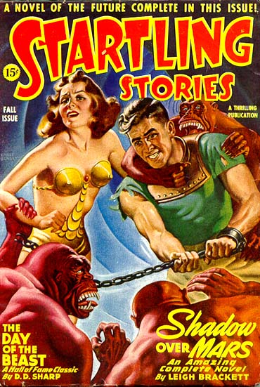 Starling Stories, Fall 1944
