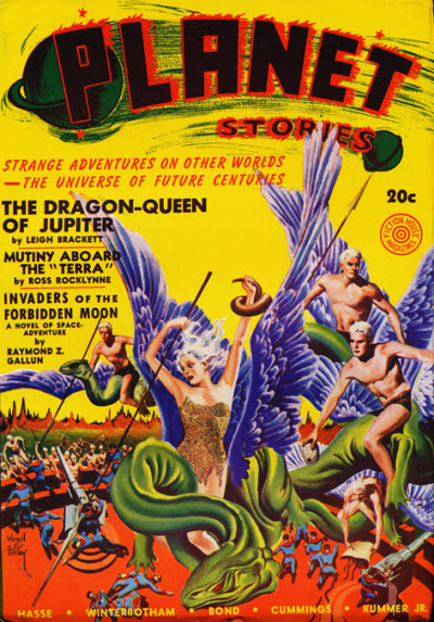 Planet Stories summer 1941