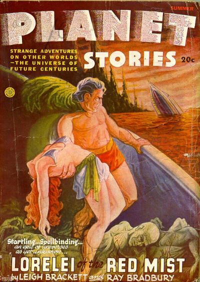 Planet Stories Summer 1946