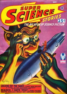 Super Science Stories, May 1943