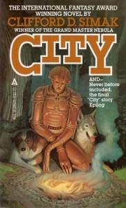 City by Clifford D. Simak