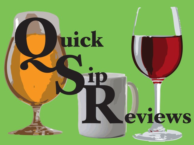 Quick Sip Reviews header