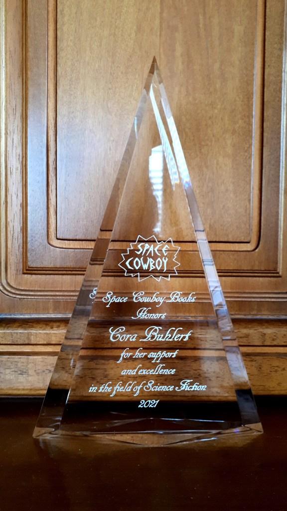Space Cowboy Award 2021