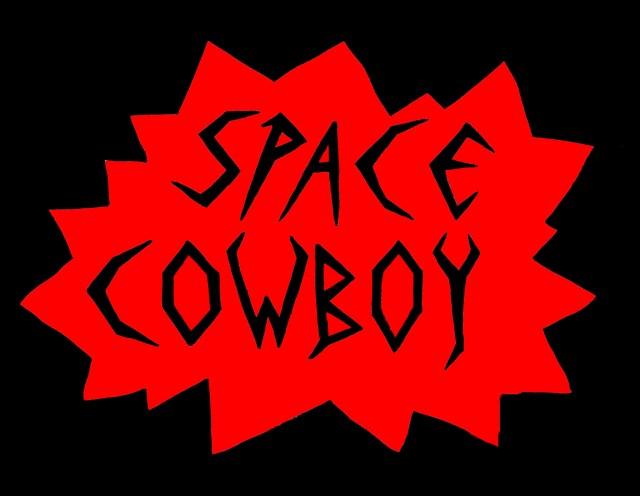 Space Cowboy Books Logo