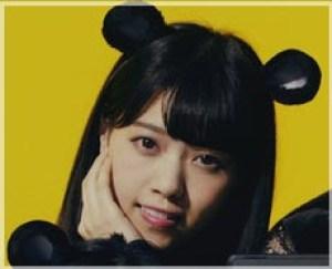 西野七瀬,乃木坂,マウス