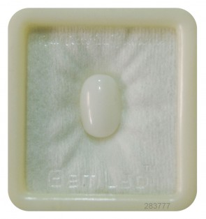 white coral gemstone