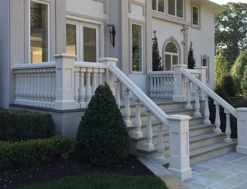 Precast Balusters Can Replace Your Metal Rails