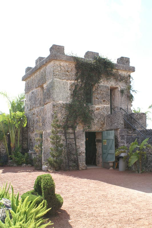 Gallery B Coral Castle Museum