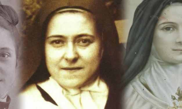 Santa Teresa di Gesù Bambino e la scoperta del Volto Santo