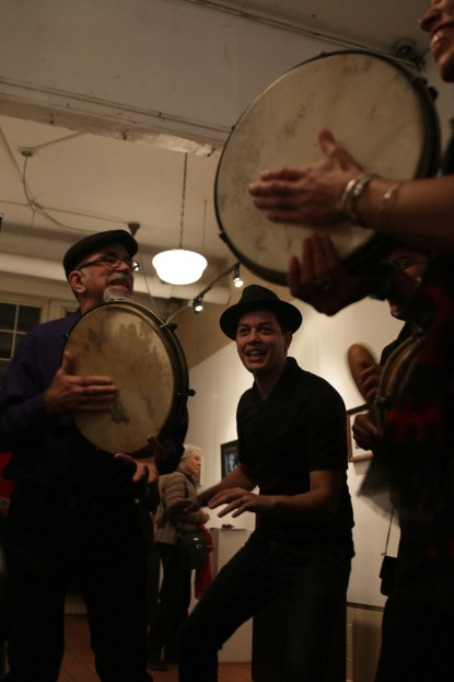 NEW YORK, NY. MARCH 2, 2017. Citicien Exhibition on the 100th anniversary of Puerto Ricans obtaining American citizenship at Clemente Soto Cultural Center in the Lower East Side. 3.2.17. Photo by ©Frances Solá-Santiago.
