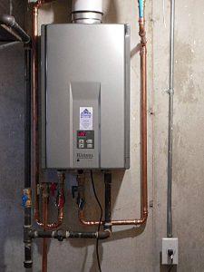Tankless Water Heaters Miami | Rinnai | Titan | Rheem