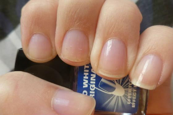 Профессиональное средство для отбеливания ногтевой пластины