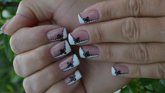 Авторский дизайн ногтей