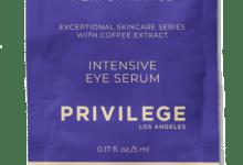 Photo of Privilege Сыворотка для кожи вокруг глаз интенсивная с экстрактом кофе