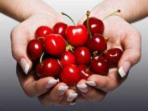 Химический состав и калорийность вишни