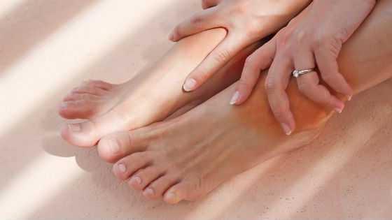 Нарушение кровообращения как частая причина потливости ступней