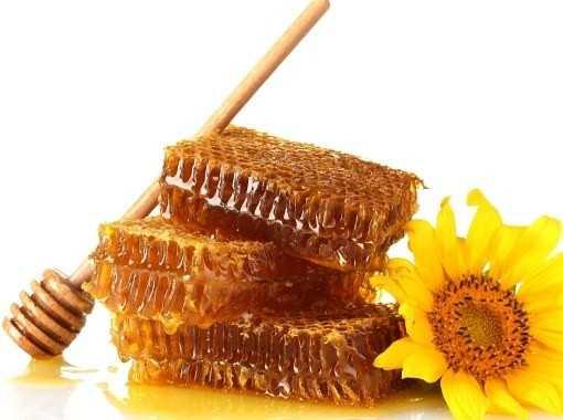 чем полезен мед в сотах