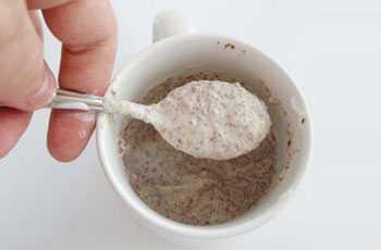Рецепт применения семян льна для похудения