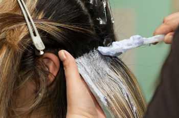 Современные техники покраски волос