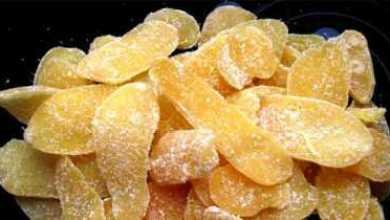 Photo of имбирные цукаты – перестала покупать конфеты, когда узнала этот рецепт