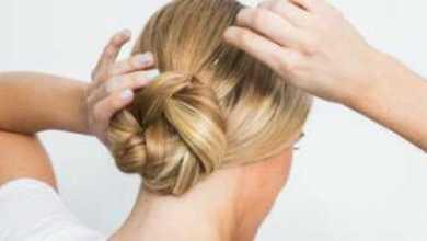 Photo of Как сделать красивый и высокий пучок из длинных волос