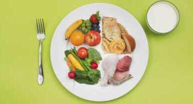 Точный рацион дробного питания на 1 день