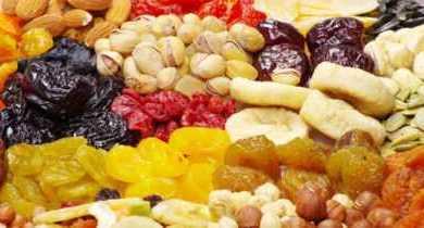 10 сухофруктов вместо лекарств