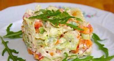Топ-8 салатов для похудения в одной статье