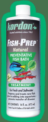 Fish prep producto tienda