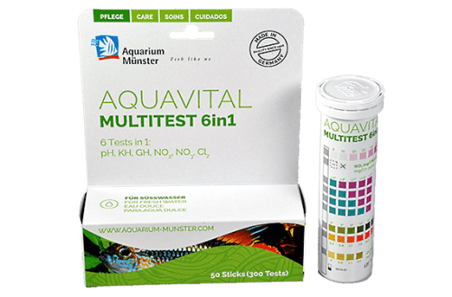 Aquavital Test 6 in1