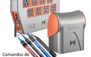 Referencia de comandos de programación de Apex