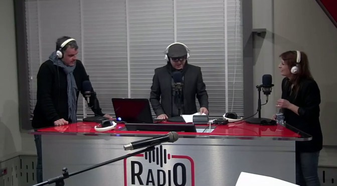 mariaFausta – Intervista Radio Doc – DOC Night Live