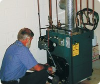 How to Troubleshoot Your Oil Furnace | Air Conditioning ...