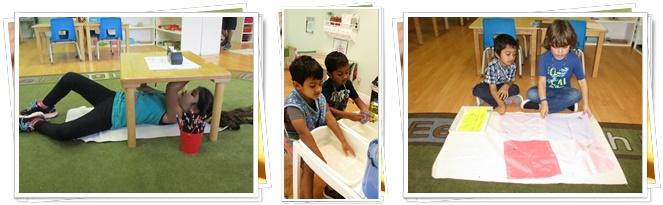 Children at Coral Springs Montessori