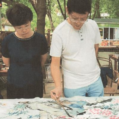 yifei painting