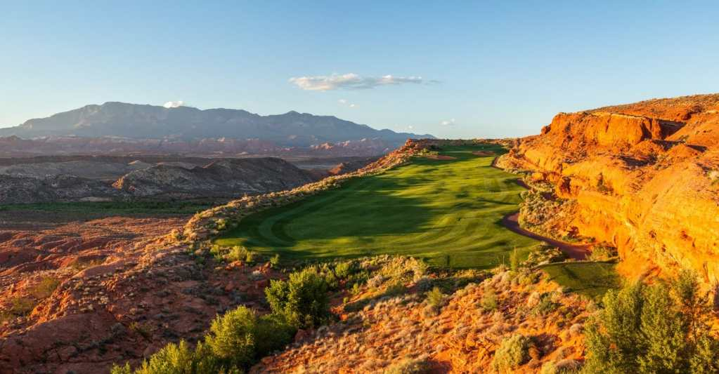 golf in st george