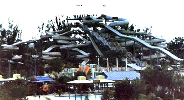 Whatever Happened to Atlantis Waterpark in Dania, Florida?
