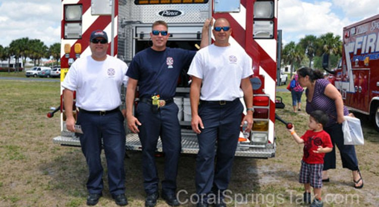 First Annual Coral Springs Fire Academy Expo on May 5th