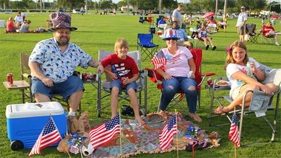 Don't Miss the Fourth of July Celebration in Coral Springs