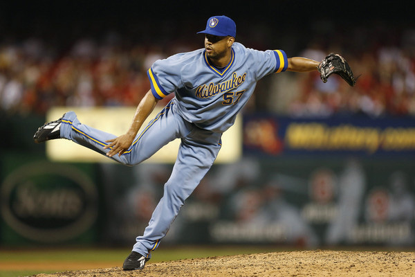 Milwaukee Brewers Pitcher From Coral Springs Charged With Domestic Abuse